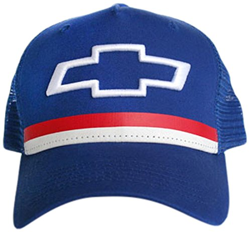 0850550006133 - CHEVROLET BLUE REVOLUTION TRUCKER HAT