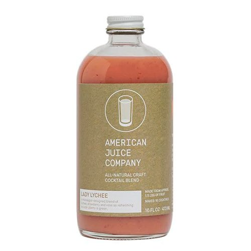 0851209005057 - LADY LYCHEE - ALL NATURAL CRAFT COCKTAIL BLEND (16 FLUID OUNCE)