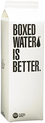 0858276004068 - BOXED WATER IS BETTER , 1.0 LITER, CARTON (12 COUNT)