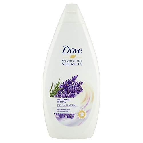 8710908881541 - DOVE RELAXING RITUAL BODY WASH, LAVENDER OIL & ROSEMARY PACK OF 2,, 16.9 FL OUNCE ()