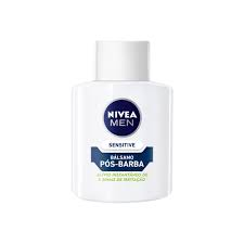 8715200813061 - BÁLSAMO PÓS-BARBA NIVEA MEN SENSITIVE CAIXA 100ML