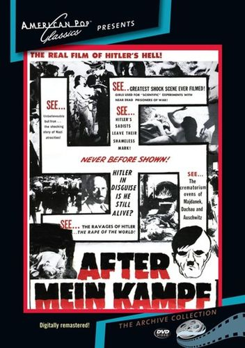 0874757022895 - AFTER MEIN KAMPF