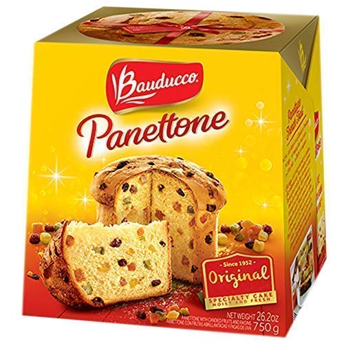 0875754000343 - PANETTONE WITH CANDIED FRUITS AND SUN MAID RAISINS