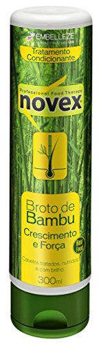 0876120000912 - NOVEX BAMBOO GROWTH AND STRENGTH CONDITIONER 10.1OZ