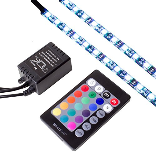 0879961004798 - SATECHI RGB LED LIGHT STRIP WITH REMOTE CONTROL FOR COMPUTER ( ST-CLEDLS )