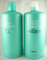 0880147513058 - CLAY ESTHE EX SHAMPOO 35 OZ & PACK 35 OZ PUMP SET