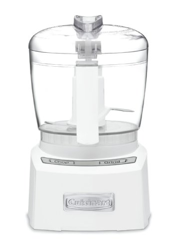 0882411080198 - CUISINART CH-4 ELITE COLLECTION 4-CUP CHOPPER/GRINDER, WHITE