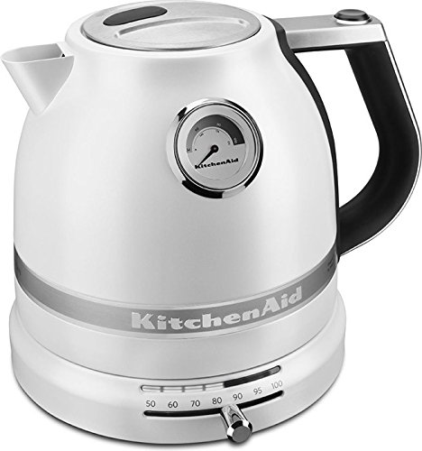 0883049286372 - KITCHENAID KEK1522 PRO LINE SERIES ELECTRIC KETTLE (FROSTED PEARL) APPLIANCES CO