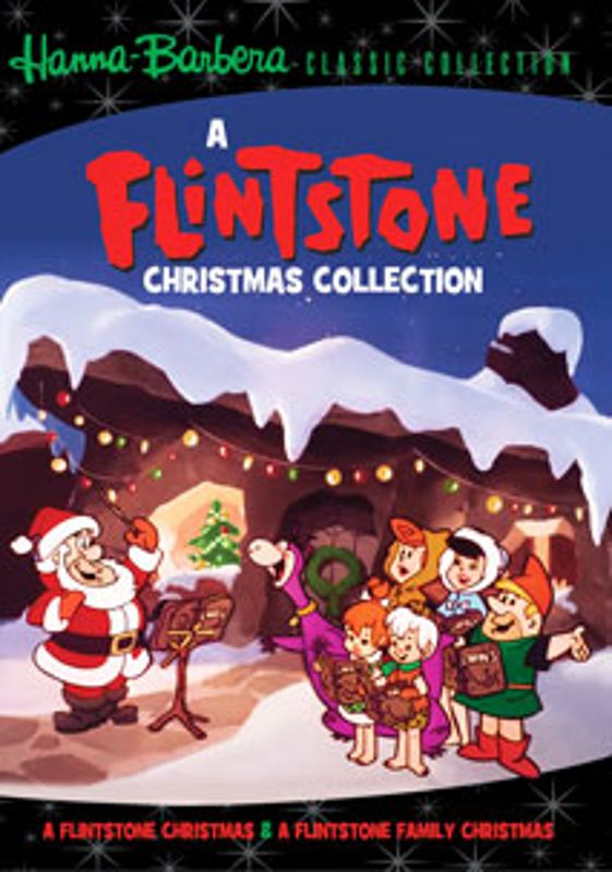 0883316381472 - A FLINTSTONE CHRISTMAS COLLECTION