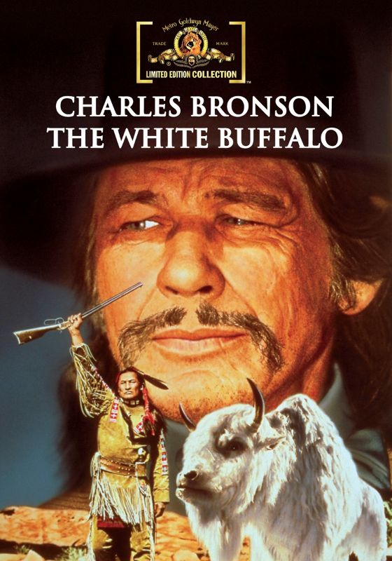 0883904219491 - THE WHITE BUFFALO (DVD)