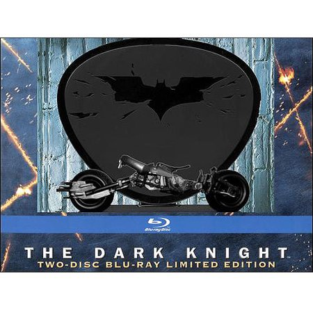 0883929034635 - THE DARK KNIGHT (LIMITED EDITION WITH BATPOD)