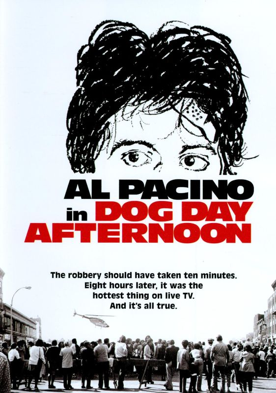 0883929151233 - A DOG DAY AFTERNOON WIDESCREEN