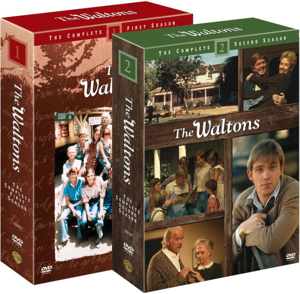 0883929288229 - WALTONS, THE: THE COMPLETE SEASONS 1&2 (2-PACK)
