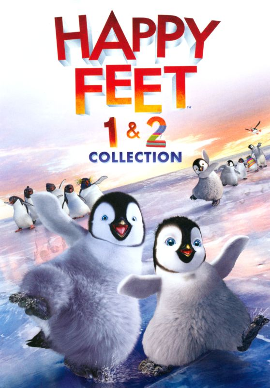 0883929351312 - HAPPY FEET / HAPPY FEET 2 (WIDESCREEN)