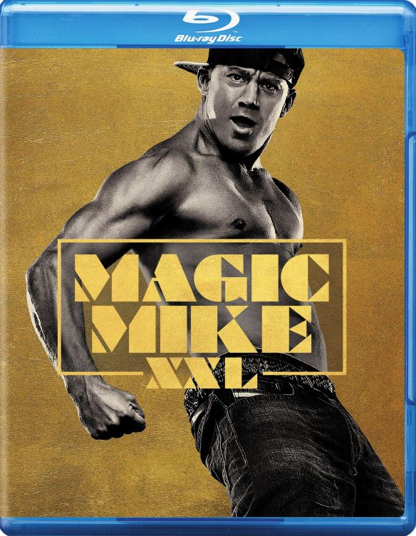 0883929455157 - MAGIC MIKE XXL (BLU-RAY + DVD + ULTRAVIOLET)