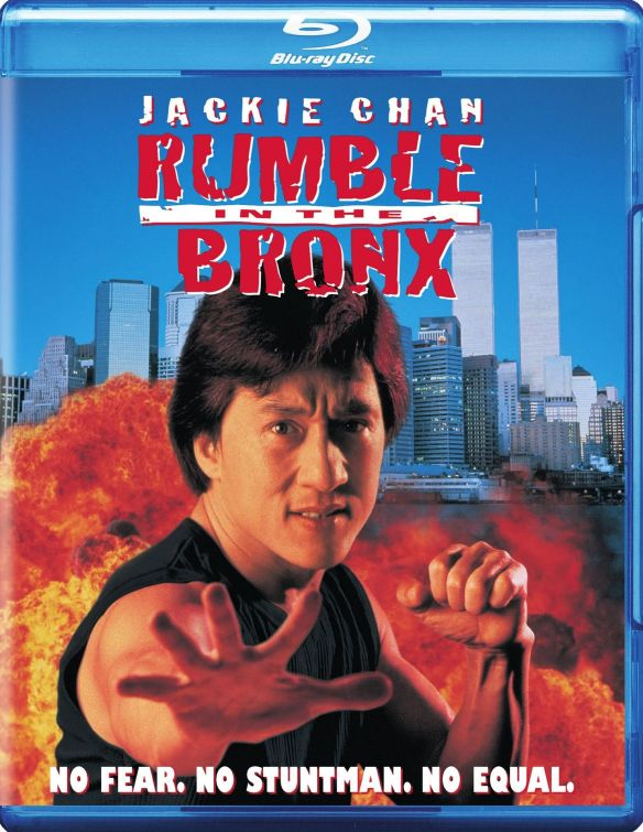 0883929458806 - RUMBLE IN THE BRONX (BLU-RAY DISC)