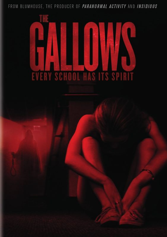 0883929474455 - GALLOWS (DVD)