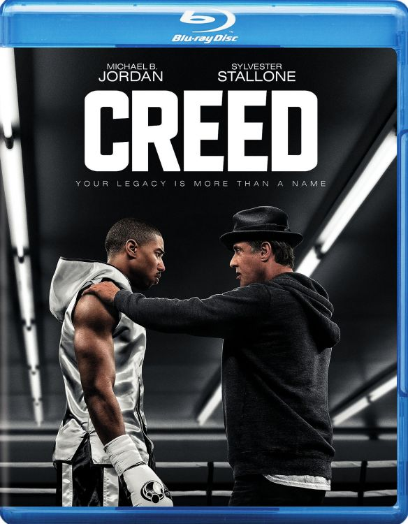 0883929484256 - CREED (BLU-RAY + DVD + UV)