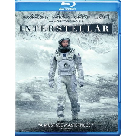 0883929486588 - INTERSTELLAR (BLU-RAY DISC)