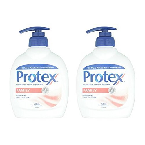 8850191012465 - PROTEX FAMILY ANTIBACTERIAL LIQUID HAND SOAP 250 ML X 2 PCS. FREE COIN PURSE 1 PCS.