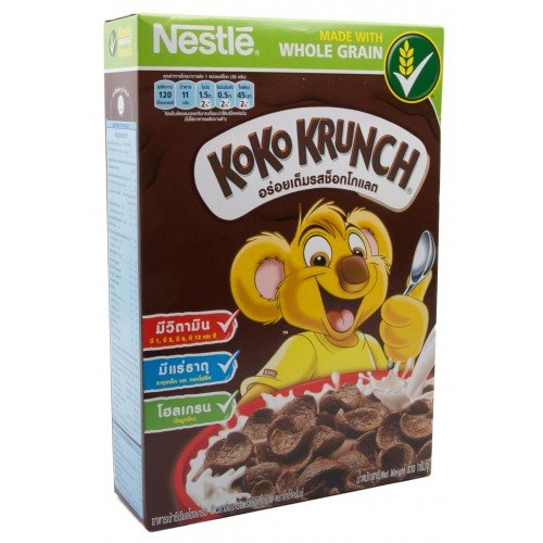 8850987012365 - KOKO KRUNCH SIZE 330 G.BOX QUALITY PRODUCTS FROM THAILAND