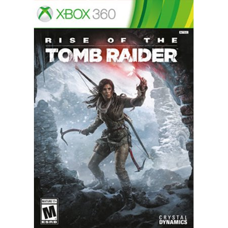 0885370982251 - RISE OF THE TOMB RAIDER (XBOX 360)
