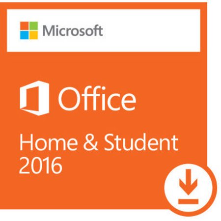 0885370988253 - MICROSOFT OFFICE HOME AND STUDENT 2016 | PC DOWNLOAD