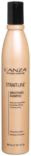 0885386733540 - LANZA STRAIGHT-LINE SMOOTHING SHAMPOO, 10.1-OUNCE BOTTLES (PACK OF 2)