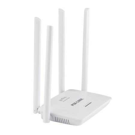0885397270300 - TENDA F3 WIRELESS N300 HOME ROUTER, 300MBPS, IP QOS, WPS BUTTON