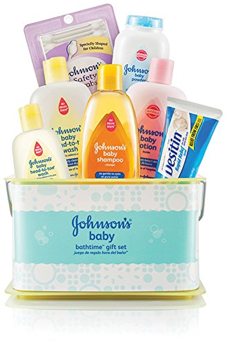 0885518955178 - JOHNSON'S BATHTIME ESSENTIALS GIFT SET(BATHING PRODUCT)