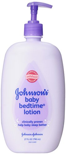 0885558574810 - JOHNSON'S BABY BEDTIME LOTION, 27 OUNCE