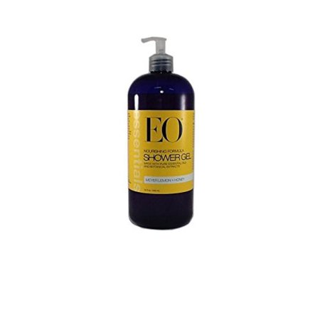 0885612004062 - EO MEYER LEMON PLUS HONEY SHOWER GEL 32 OUNCE