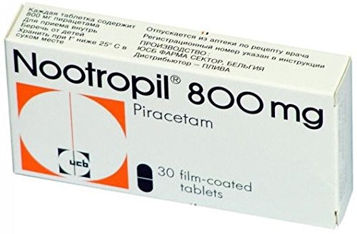 Nootropil 800 Mg 30 Tablet New Product Gtin Ean Upc 885714211078