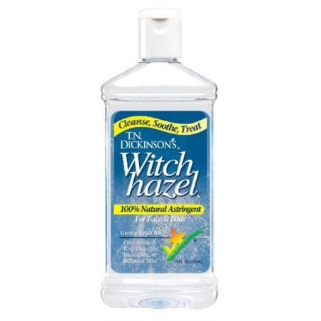 0885720307642 - T.N. DICKINSON'S ASTRINGENT, 100% NATURAL, WITCH HAZEL 16 FL OZ (473 ML)