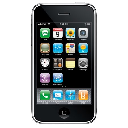 0885909256693 - IPHONE 3GS 32 GB - UNLOCKED