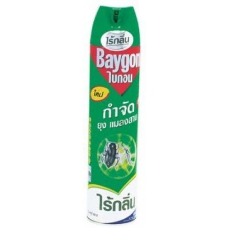 8859094943067 - BAYGON GREEN ODORLESS 600ML.