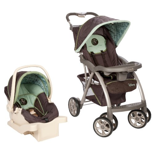 8859200024581 - DISNEY SAUNTER LUXE TRAVEL SYSTEM, BAMBI