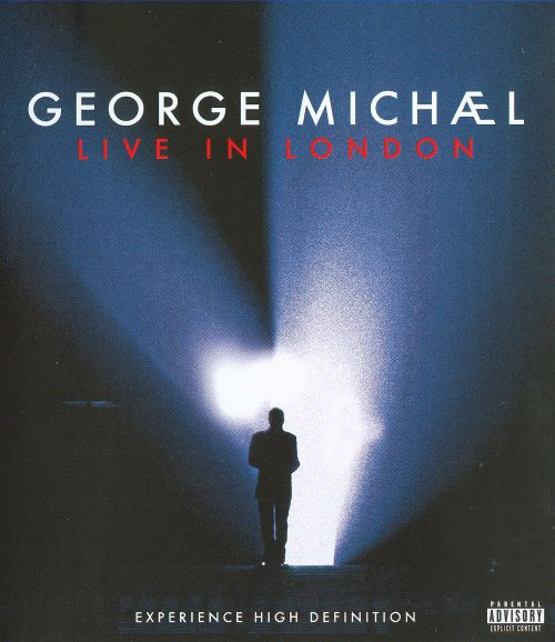 0886976044398 - BLU-RAY - GEORGE MICHAEL: LIVE IN LONDON - IMPORTADO