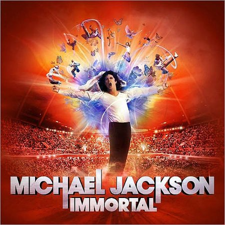 0886979125926 - CD MICHAEL JACKSON - IMMORTAL