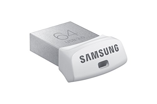 0887276064574 - SAMSUNG 64GB USB 3.0 FLASH DRIVE FIT (MUF-64BB/AM)