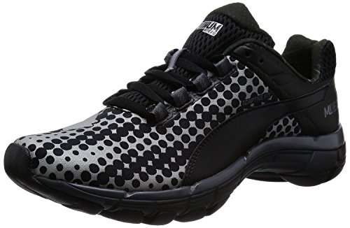 0887704252351 - PUMA MEN'S MOBIUM ELITE SPEED NIGHTCAT RUNNING SHOE,BLACK,8.5 M US