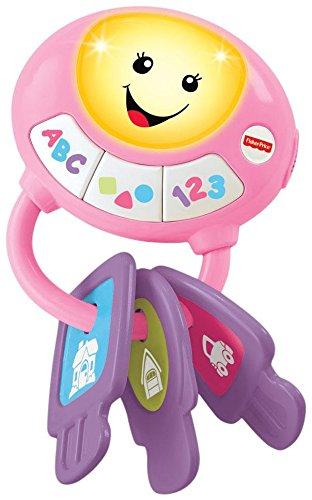 0887961109191 - FISHER-PRICE LAUGH & LEARN LEARNING KEYS