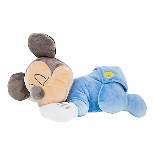 0888140000933 - DISNEY PARK MAGICAL SLUMBER SOUNDS SLEEPING MUSICAL BABY MICKEY MOUSE PLUSH DOLL