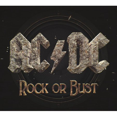 0888750348524 - CD - AC/DC: ROCK OR BUST