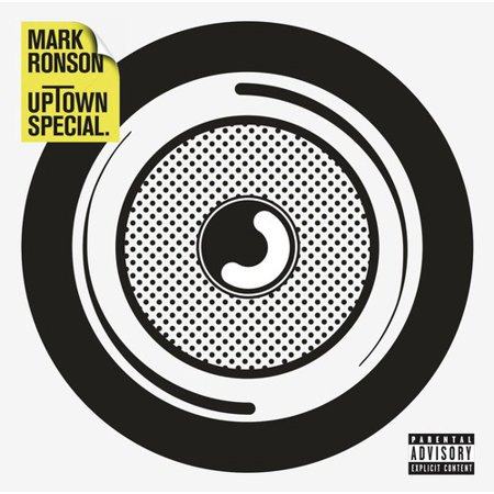 0888750531025 - CD - MARK RONSON: UPTOWN SPECIAL