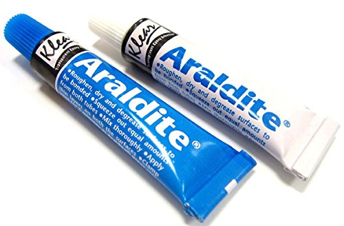 8904095915169 - ARALDITE EPOXY RESIN GLUE TRANSPARENT QUICK DRY 2 PART CLEAR EPOXY ADHESIVE 26G