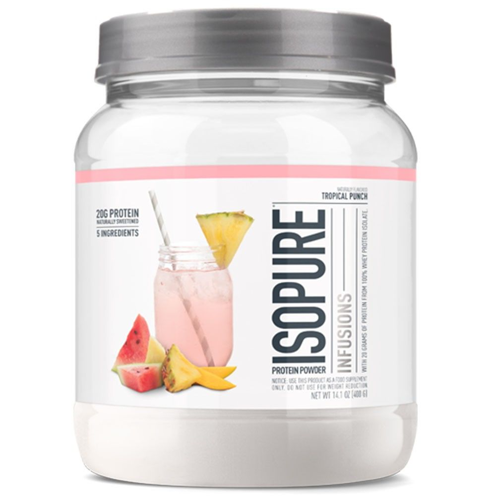 0089094025090 - ISOPURE INFUSION TROPICAL NATURES BEST 400G