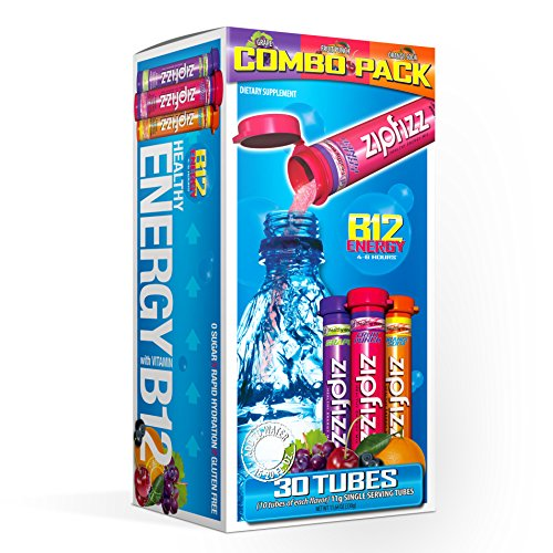 0893811000259 - HEALTHY ENERGY DRINK MIX VARIETY PACK