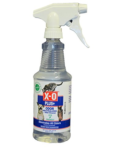 0089829212160 - X-O PLUS ODOR NEUTRALIZER/CLEANER READY-TO-USE SPRAY, 16-OUNCE