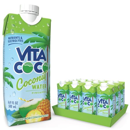 0898999033006 - COCONUT WATER WITH PINEAPPLE 12 PER CASE